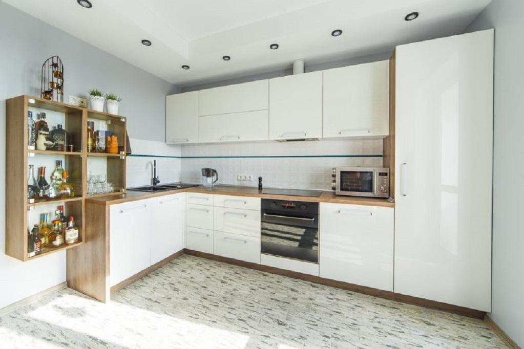 Моя белая кухня из стильные кухни