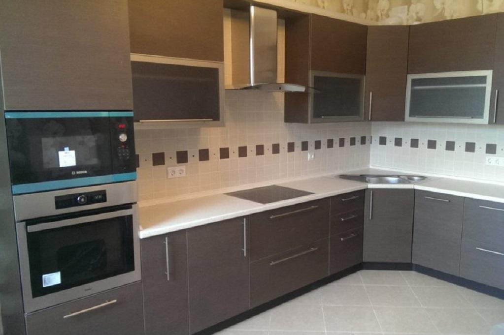 Угловые кухни 1300х2300 кухни на заказ угловые для маленькой кухни цена